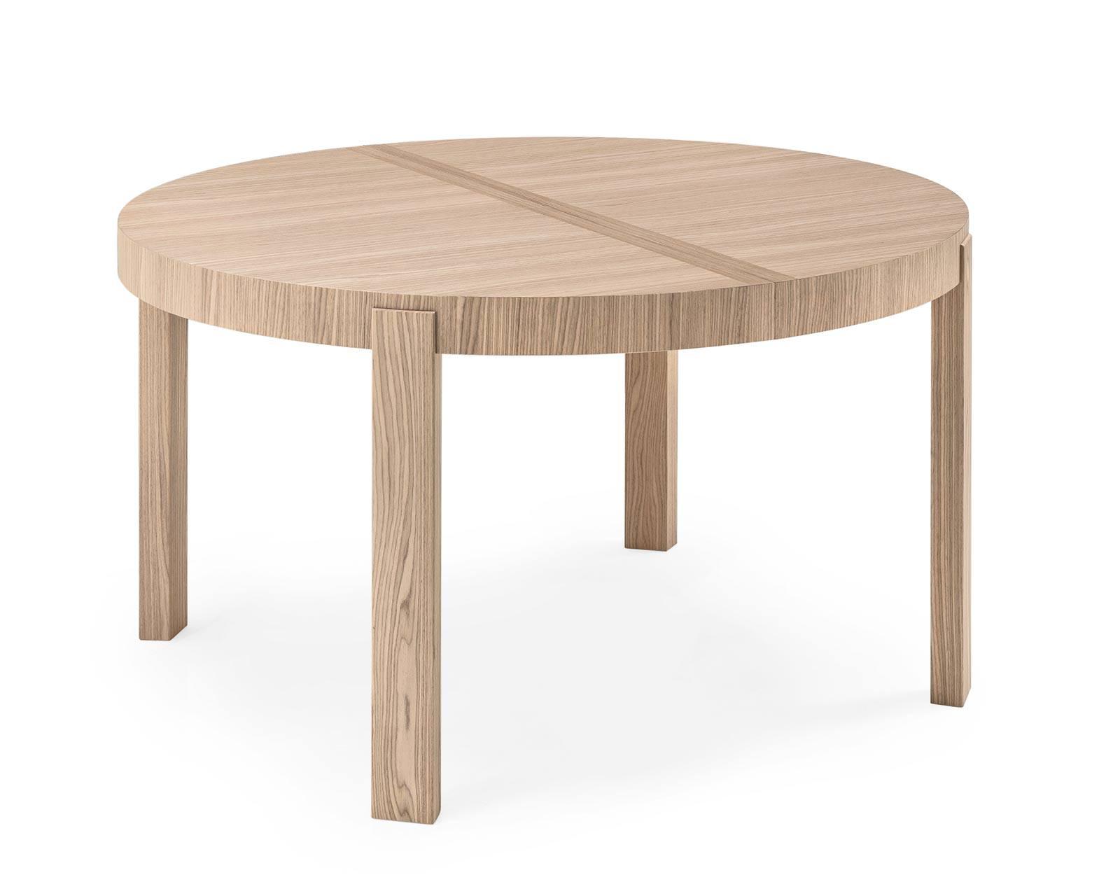5 tavoli rotondi allungabili for Tavoli allungabili calligaris prezzi