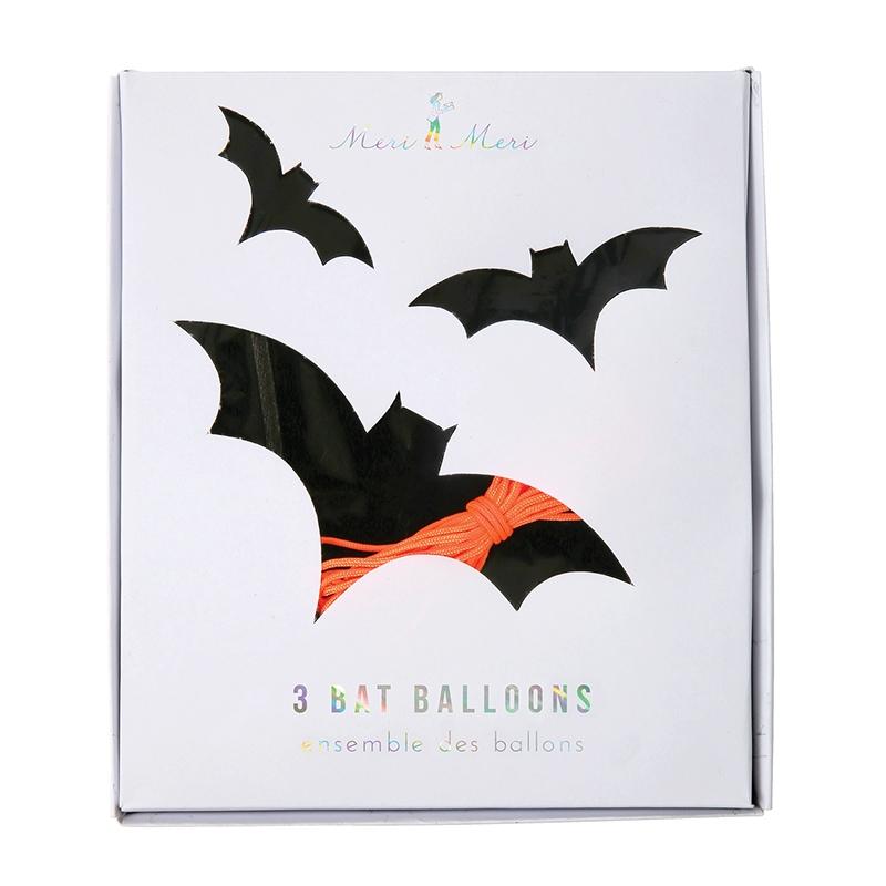 palloncini-di-halloween-a-forma-di-pipistrello