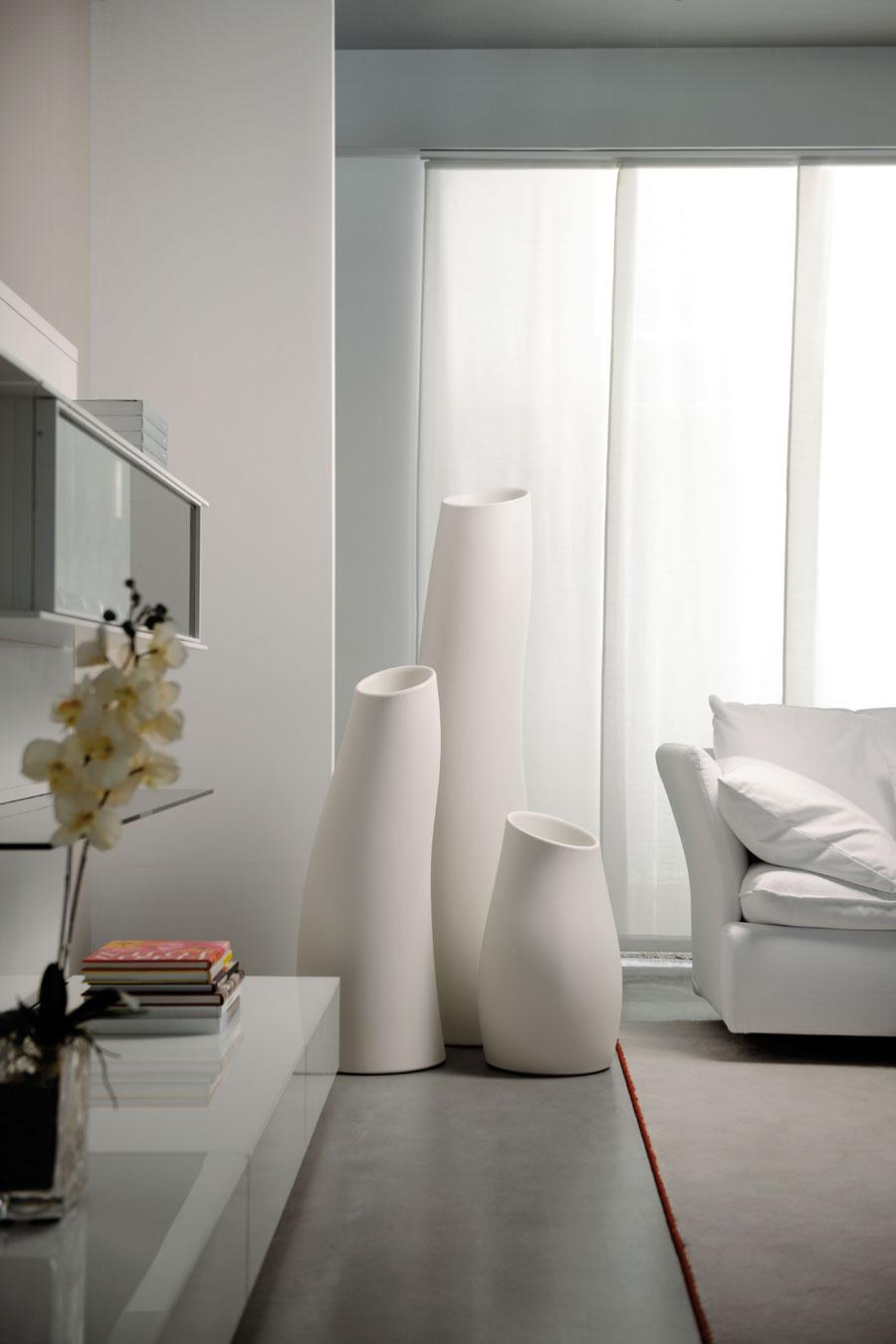 6 modi per arredare gli angoli for Vasi moderni da interno