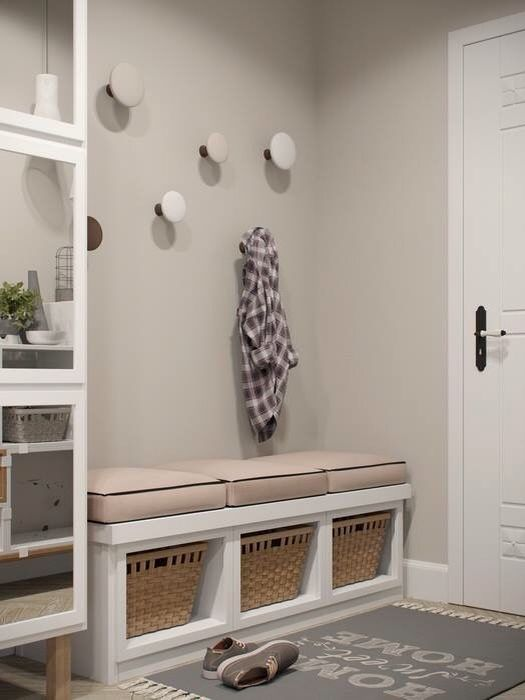 Finest Come Arredare Luingresso U How To Decorate The Entrance With Consolle  Ingresso Ikea